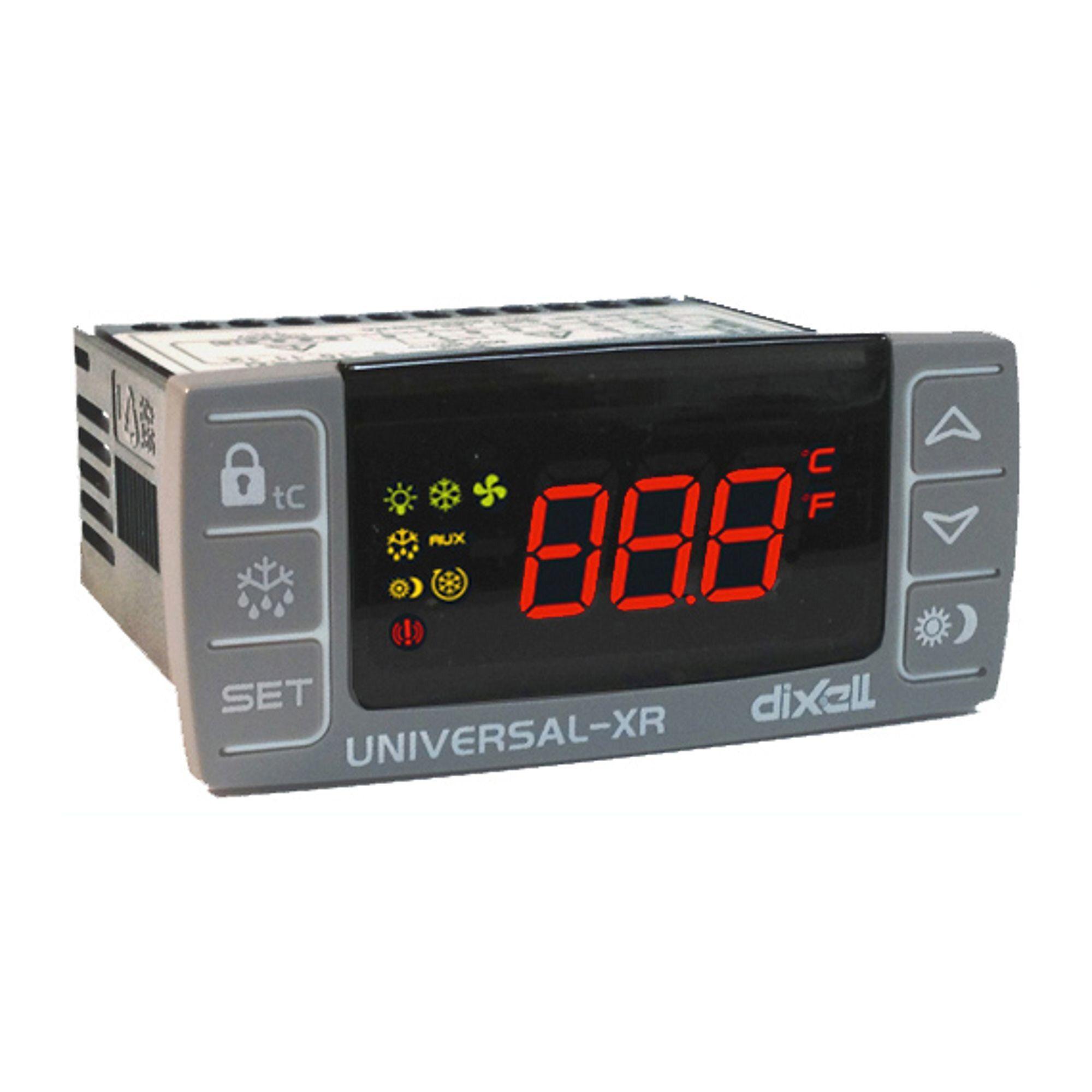 Weiss Instruments Xr60cx 5n1f1 Ur Universal Xr Controller 240v Diy Parts Universal Instruments Control