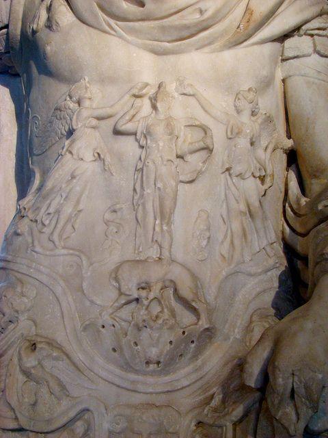 portrait of Hadrian, detail | Flickr – Condivisione di foto! (Museo archeologico di Istanbul)