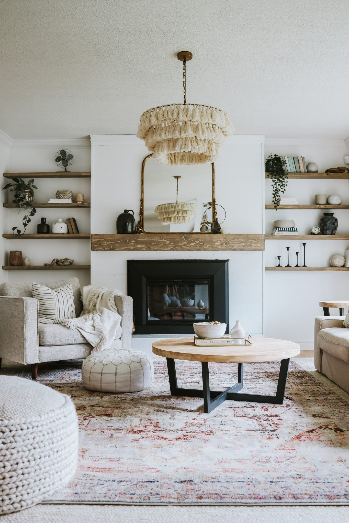 Photo of The Many Looks Of One Living Room – Jessica Sara Morris