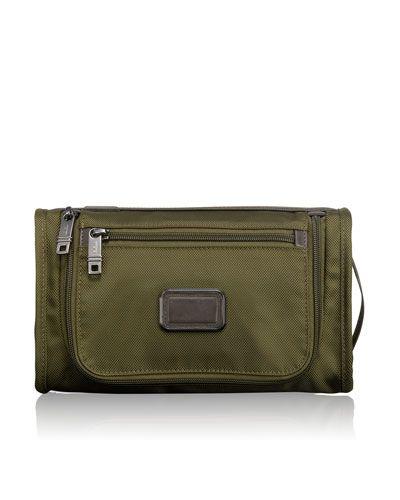 H7GCL Tumi Alpha 2 Olive Travel Kit