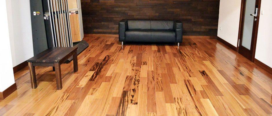 Engineered Brazilian Koa Tigerwood Prefinished 1 2 X 5 1 4 Call For Pricing Tigerwood Flooring Solid Hardwood Floors Flooring