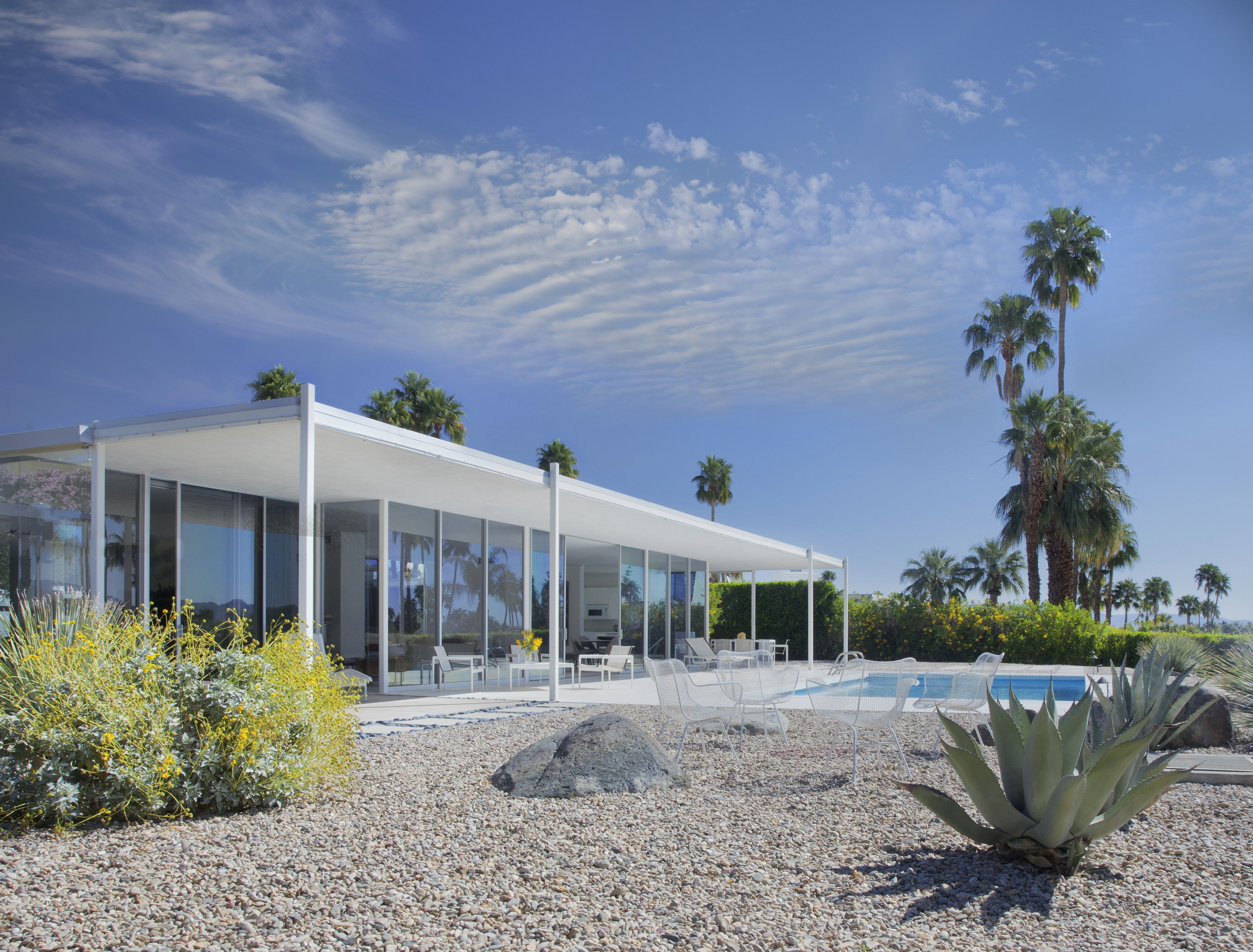 The Most Iconic Midcentury Modern Homes In Palm Springs Palm