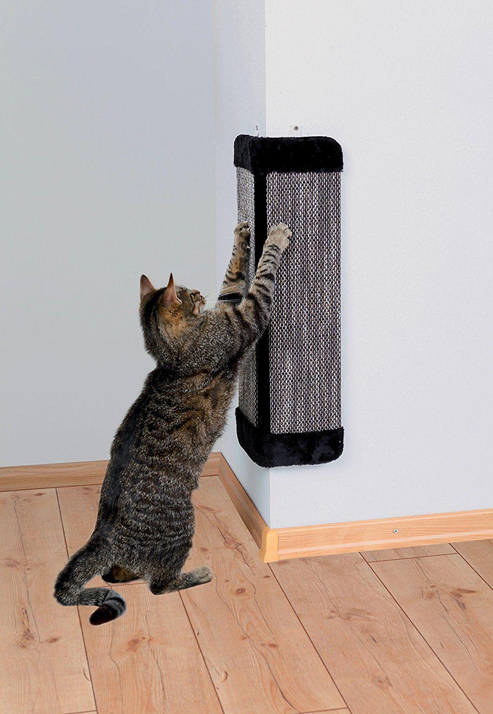 Trixie Fabric Plush Scratching Board For Corners 32 X 60 Cm