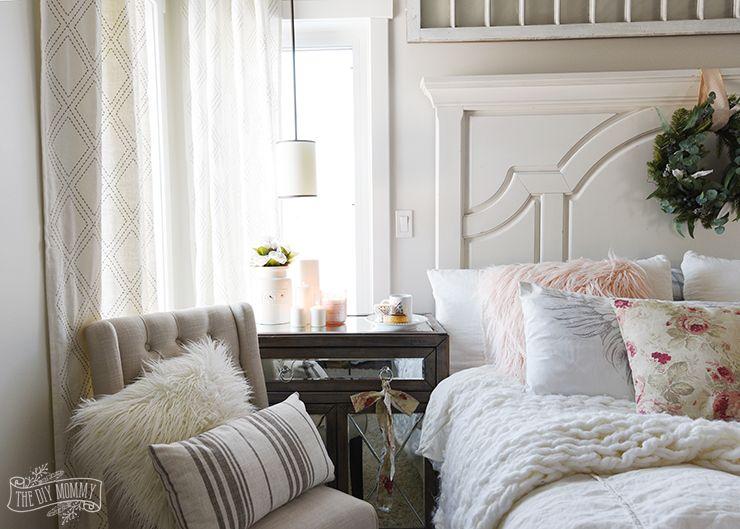 romantic bedroom decor ideas the diy mommy
