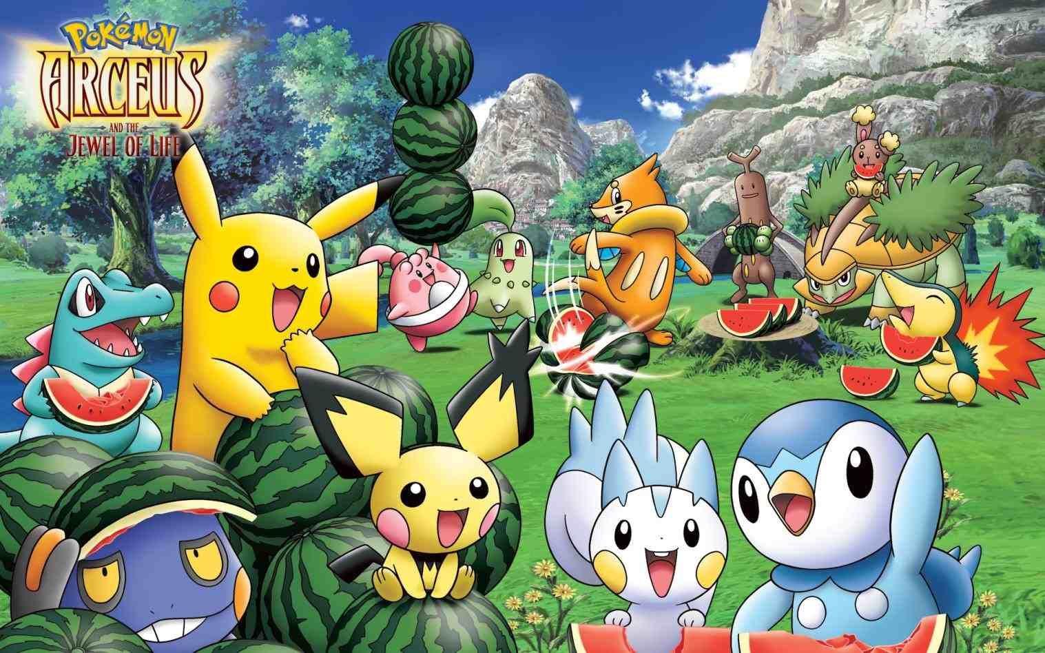 Thanksgiving Pokemon Wallpaper Anime Pictures Seni