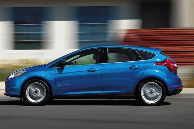 Electric Cars Reviews Ford Focus Sedan Ford Focus Electric Car Reviews