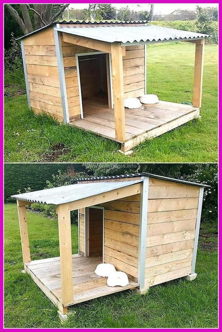 Easy Diy Dog House Plans Easy Dog House Outdoor Dog House