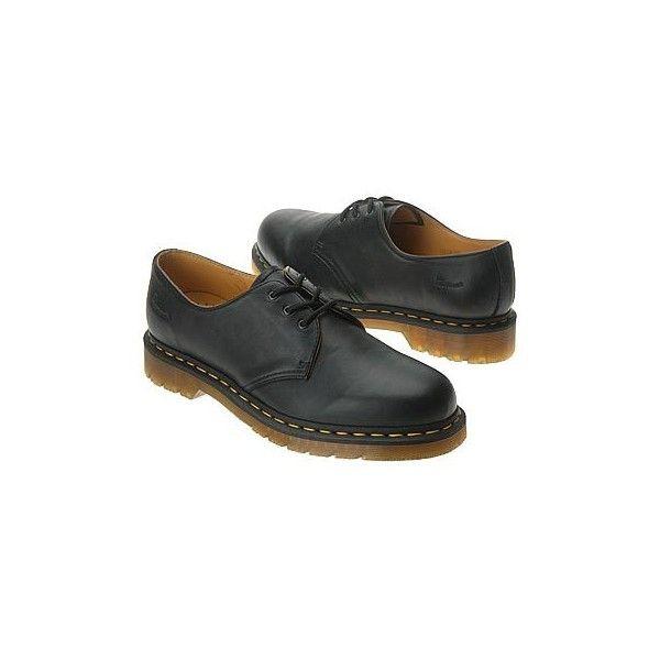 Men's Dr. Martens 1461 Black Shoes.com ($110) ❤ liked on Polyvore featuring men's fashion, men's shoes, men's dress shoes, shoes, dr martens mens shoes, mens oxford dress shoes, mens slip resistant shoes, mens black oxford shoes and men's low top shoes