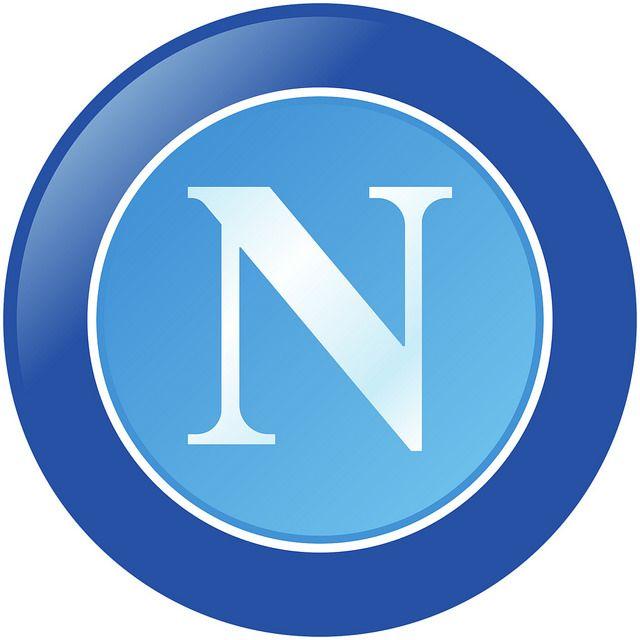S S C Napoli Societa Sportiva Calcio Napoli S P A Football Team Logos Soccer Logo Football Logo