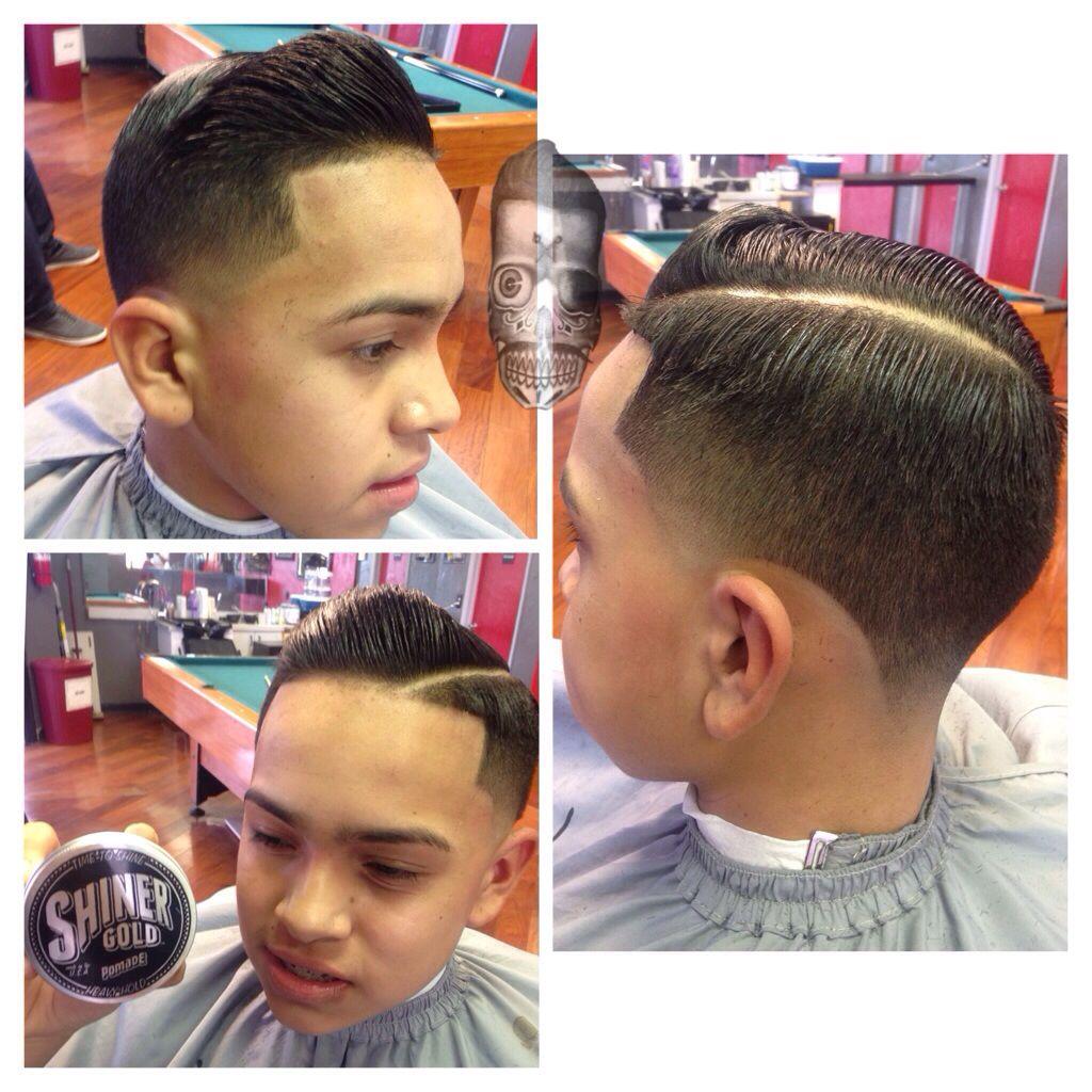 #barberlife #barbering #taper #taperfade #fades #combover #pompadour #barbering #barber #fresh #haircut #haircuts