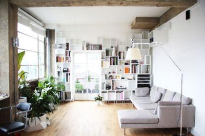 London loft: love it!