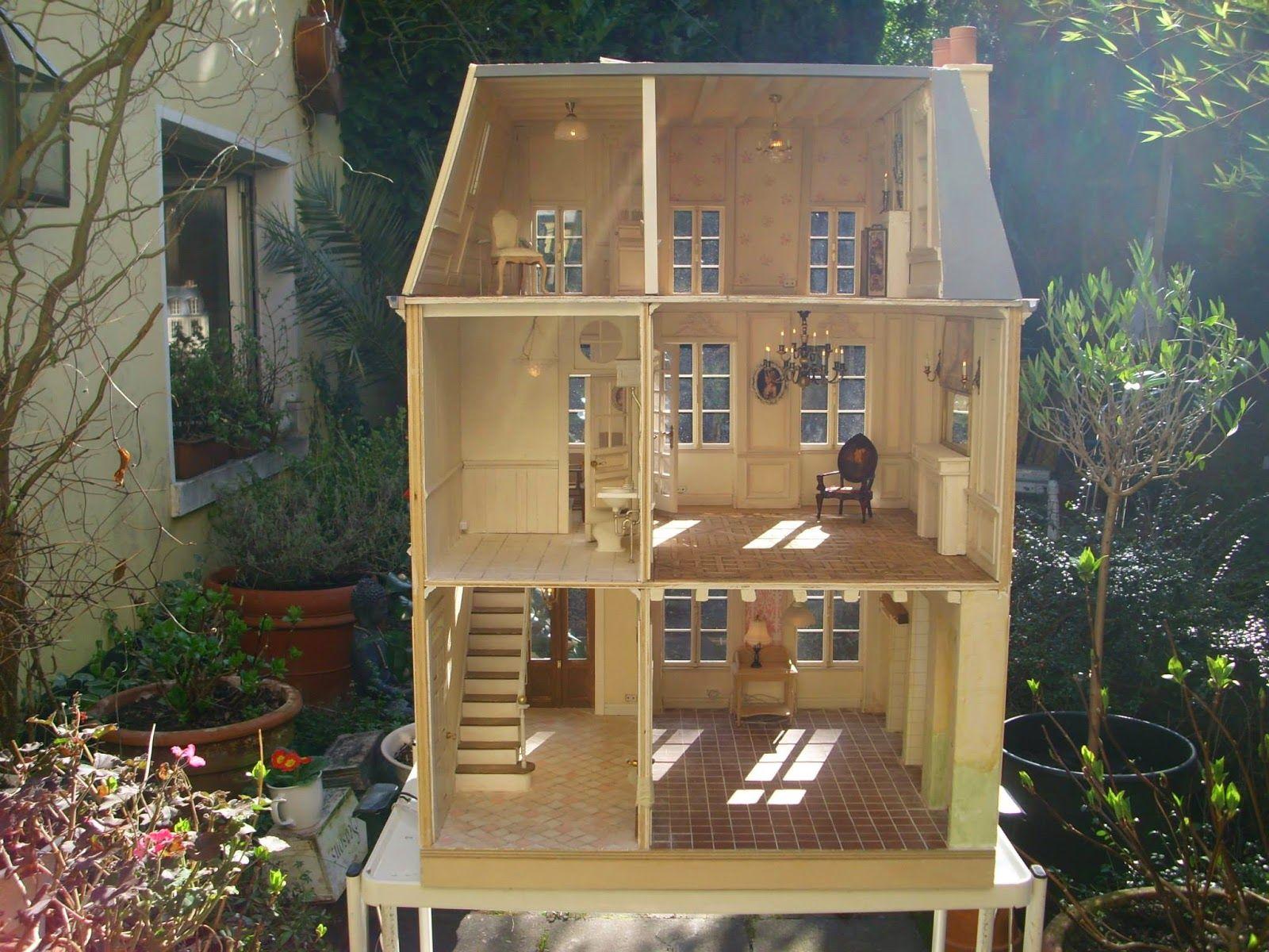 ♥ Pipi Turner Miniatures ♥: Making of - Das Léa Haus 8