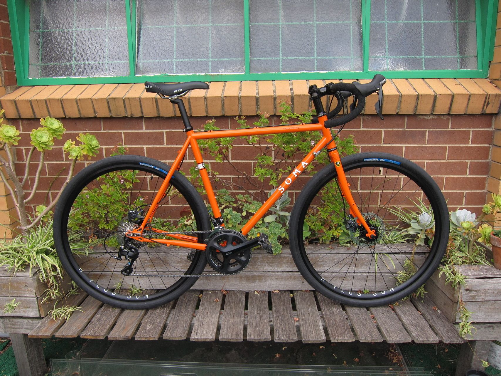 SOMA Wolverine Custom Builds - Commuter Cycles | Bike Paint Ideas ...
