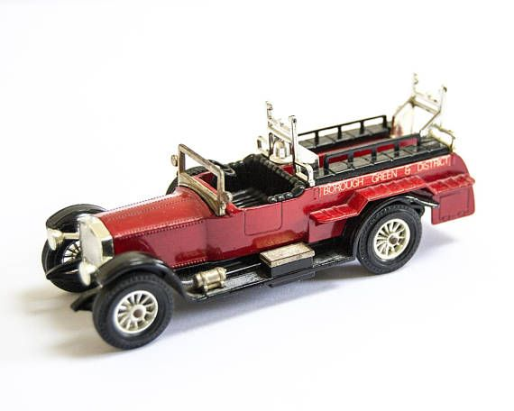Blechspielzeug Stutz Bearcat 1931 Matchbox Made In England By Lesney Nr 11
