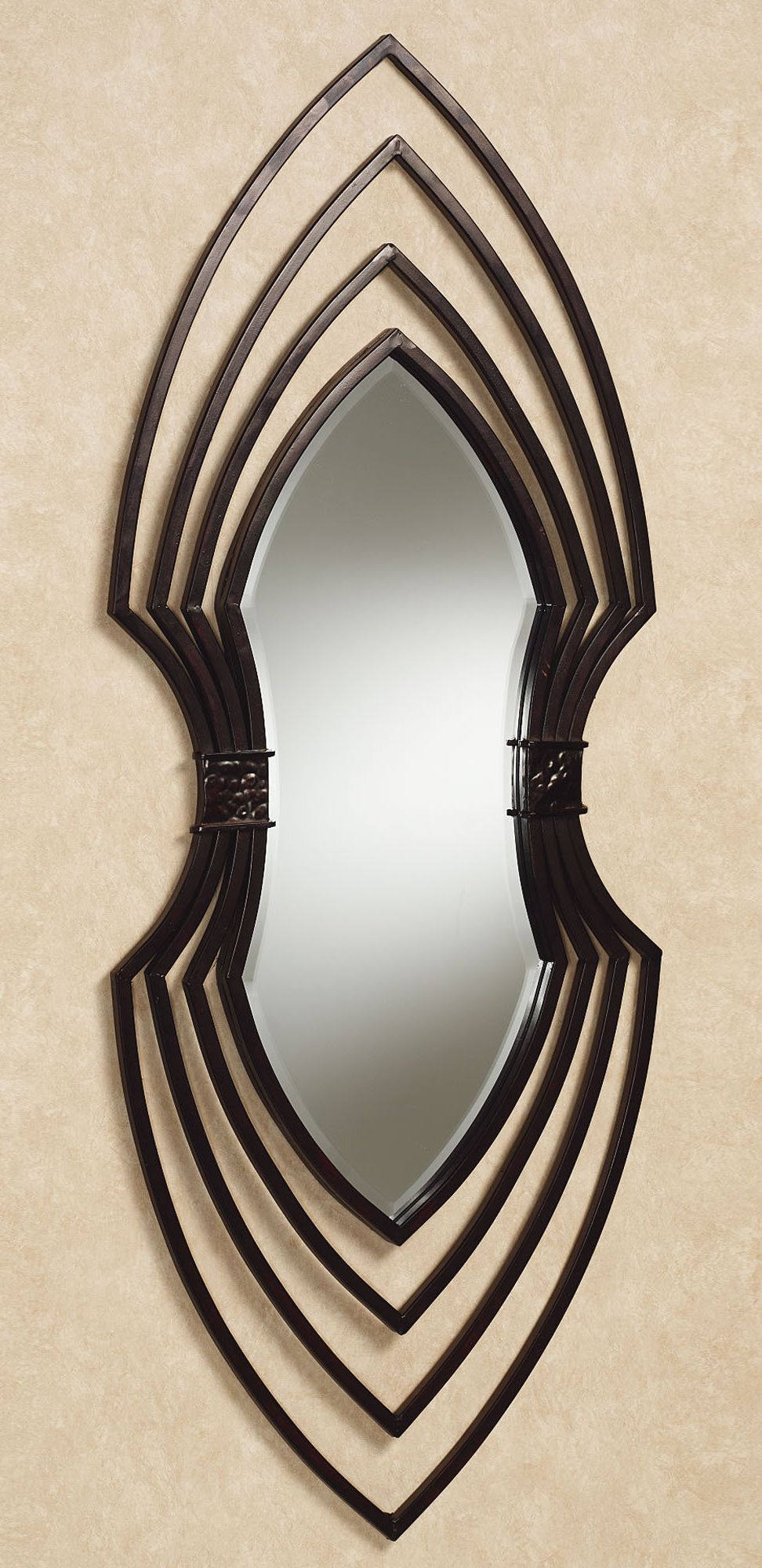 Del Rio Wall Mirror Animal Prints