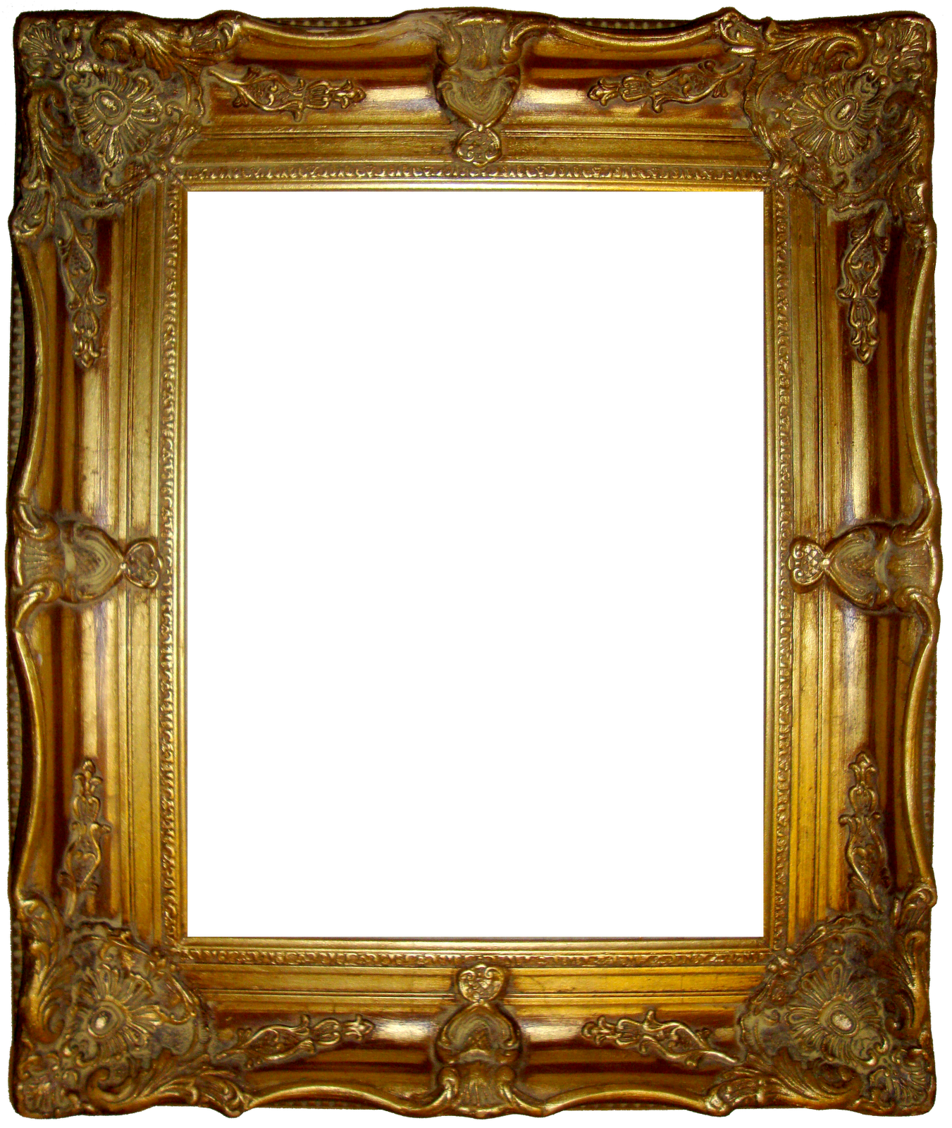 Popular 13 FREE Digital scrapbooking Antique ornate Photo Frames  GZ38