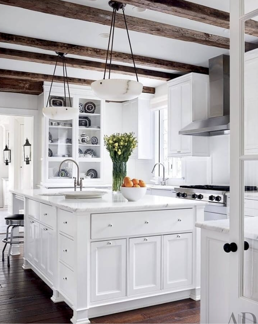 Hamptons Kitchens 22 Stunning Hamptons Kitchens You Will Love Art Deco