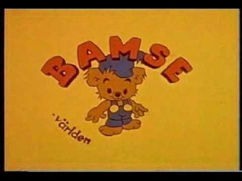Nostalgia Bamse Intro Youtube Minnen
