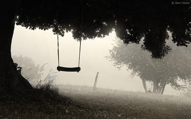 I'm Still a Child by Ben Heine, via Flickr