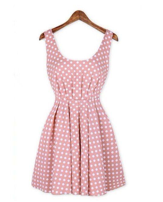 Maykool Polka Dot Bow Dress, $16.99 | 100 Insanely Cute Spring Dresses Under $50