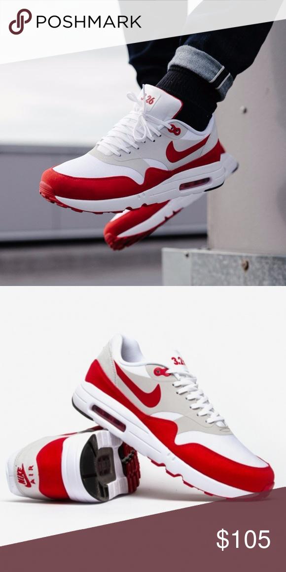 Nike Air Max 1 Ultra 2.0 LE OG Red 3.26