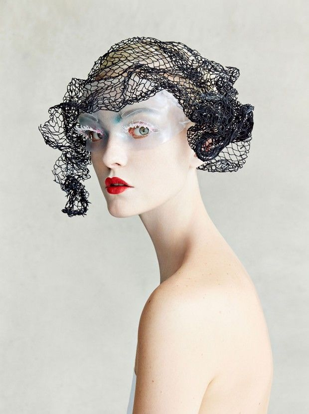 Caroline Trentini by Patrick Demarchelier (Art + Commerce)