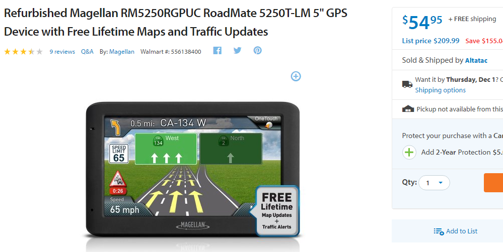 Best GPS Deals for the Cyber Monday Sales of 2016  #cybermonday #gpsdeals http://gazettereview.com/2016/11/best-gps-deals-cyber-monday-sales-2016/