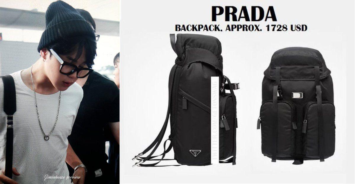 ae94e80605fe4c https://twitter.com/GetOnSwag Prada Backpack, Sling Backpack, Backpacks
