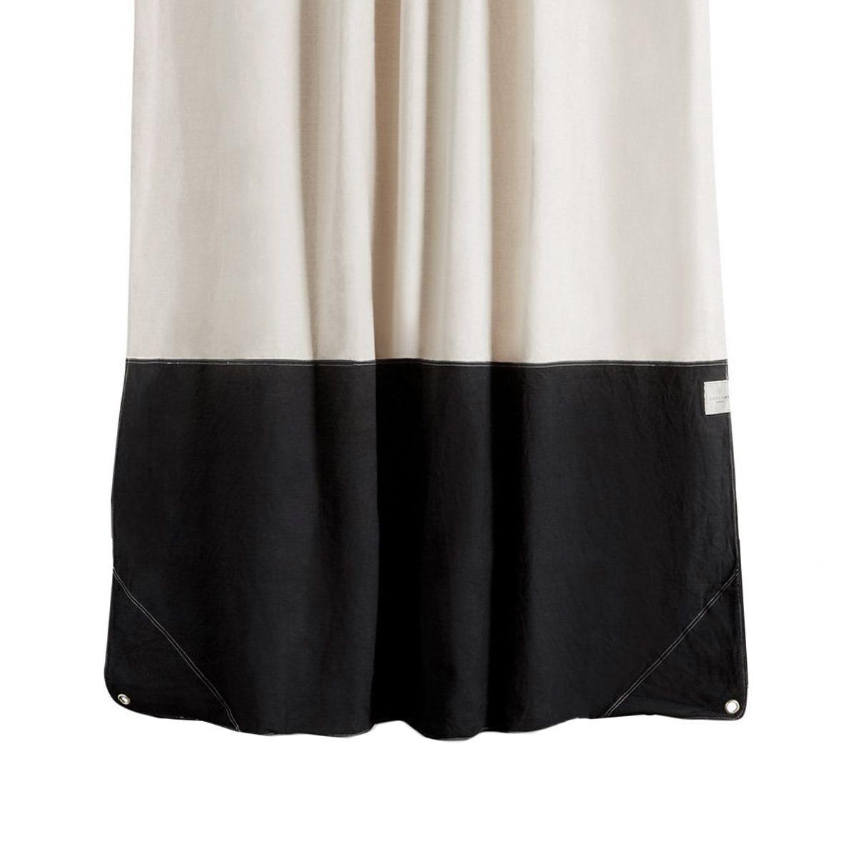 The Orientu0027 Canvas Shower Curtain   TRNK