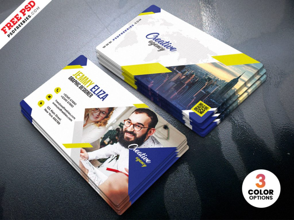 Company Business Card Psd Template Psdfreebies Com In 2021 Company Business Cards Business Card Psd Business Cards Creative