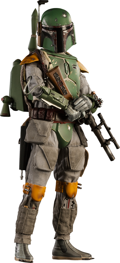 Star Wars Boba Fett Sixth Scale Figure By Sideshow Collectib Star Wars Pictures Star Wars History Boba Fett