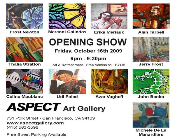 art gallery grand opening flyer - Google Search Inspiring Flyers