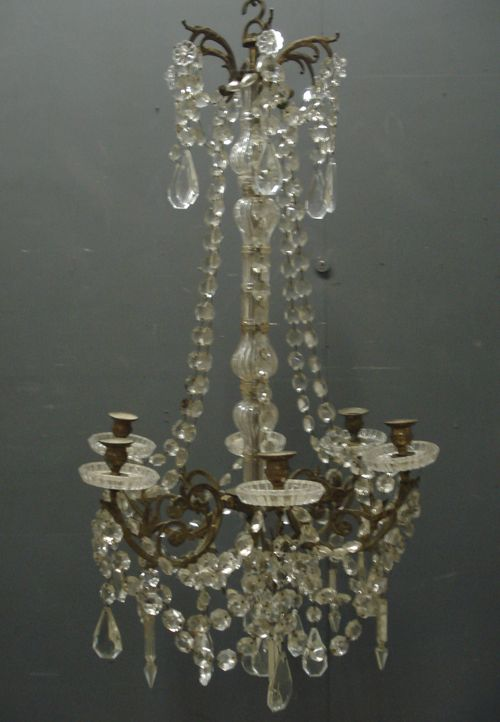 Antique French Chandelier From Jasperjacks Com