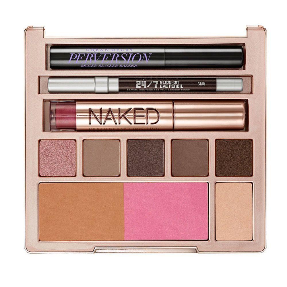 Urban Decay Naked Heat Palette - Sarah Magic Makeup