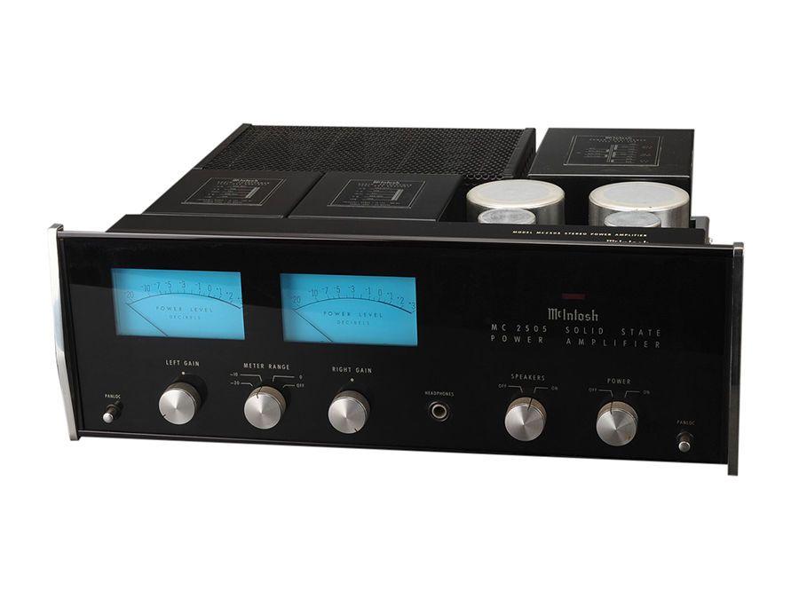 Top 5 McIntosh Vintage Amplifiers | Cindy | Hifi audio
