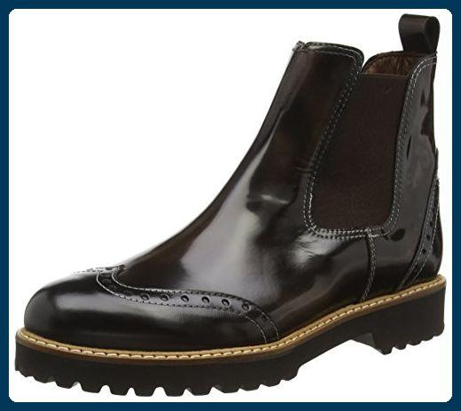 new product cfabf 0b27d Accatino 961498, Damen Chelsea Boots, Braun (braun/schwarz ...