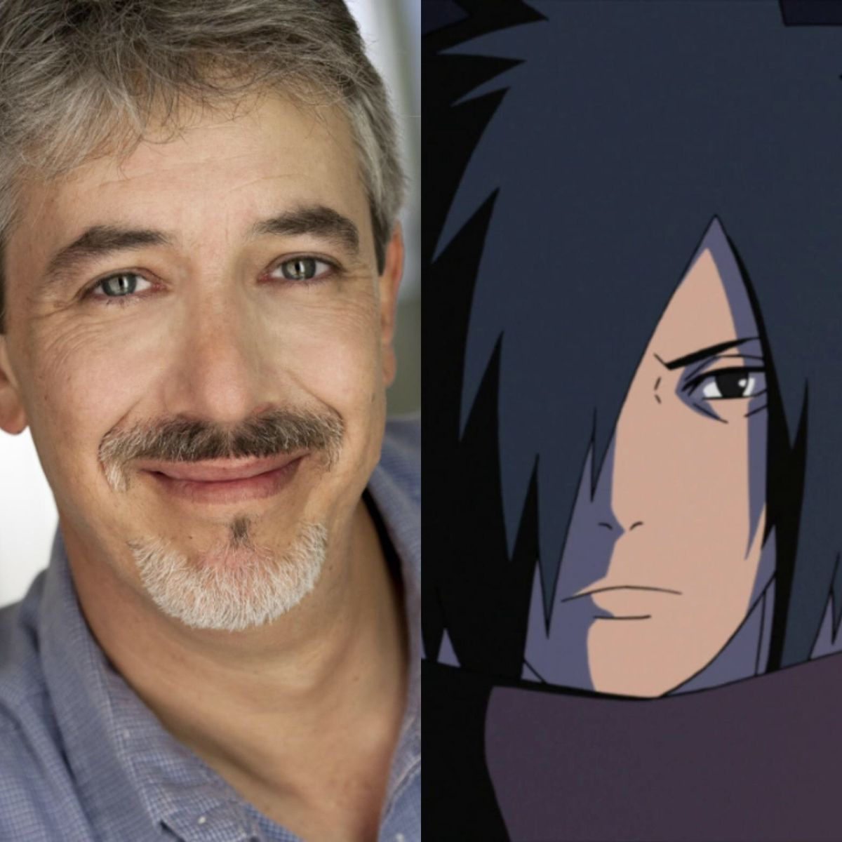 Actually that is the voice actor for madara himself. Naruto Madara English Voice Actor - NARUCROT
