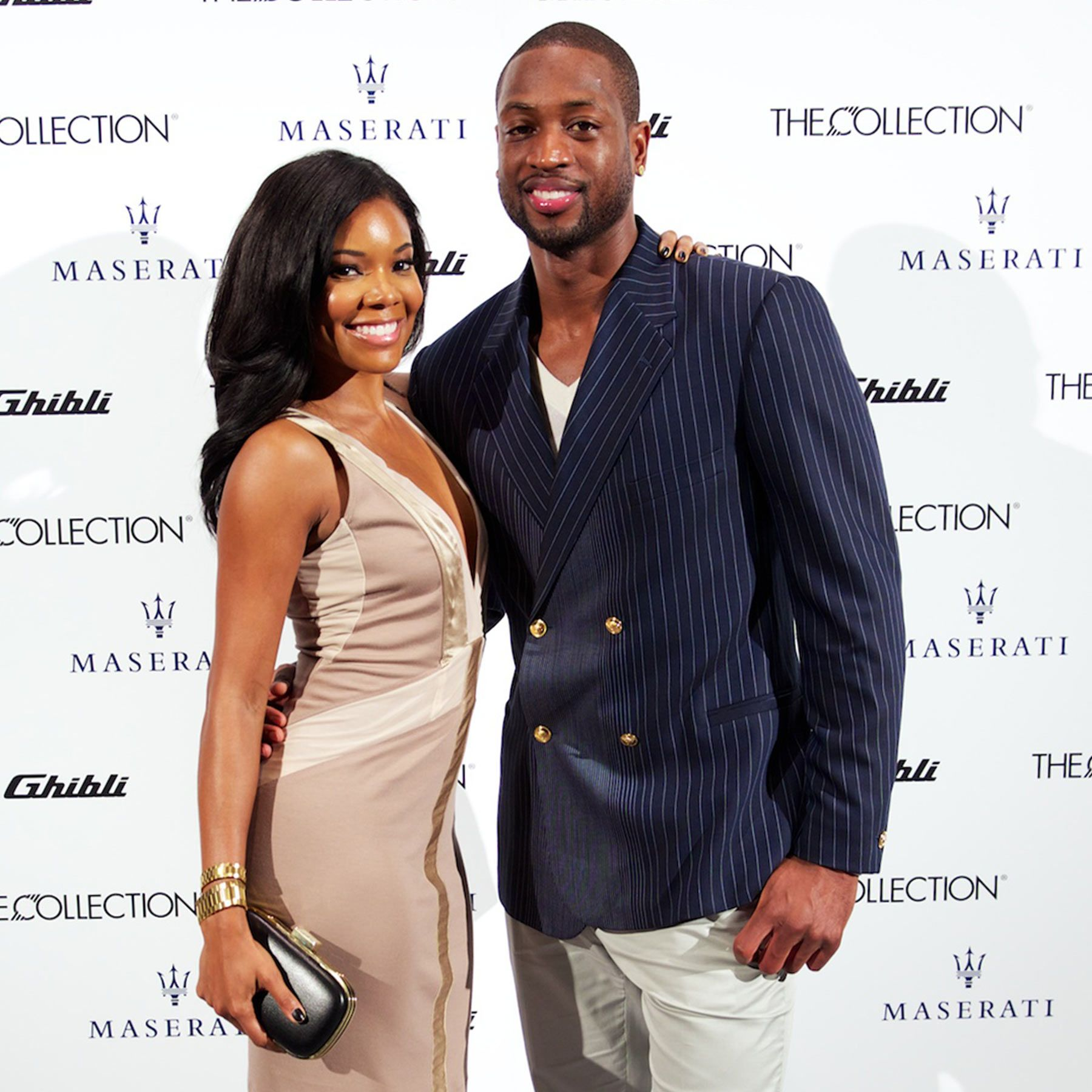 Gabrielle Union Engaged to Dwyane Wade Engagement Ring Picture