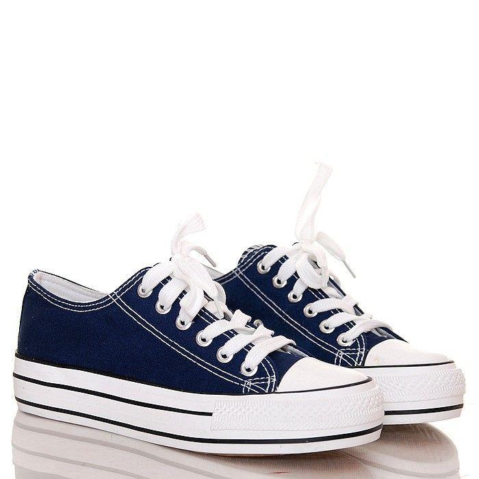 Trampki Popularny Model Szeroka Guma Granat Www Buu Pl Chucks Converse Chuck Taylor Sneakers Converse Chuck Taylor
