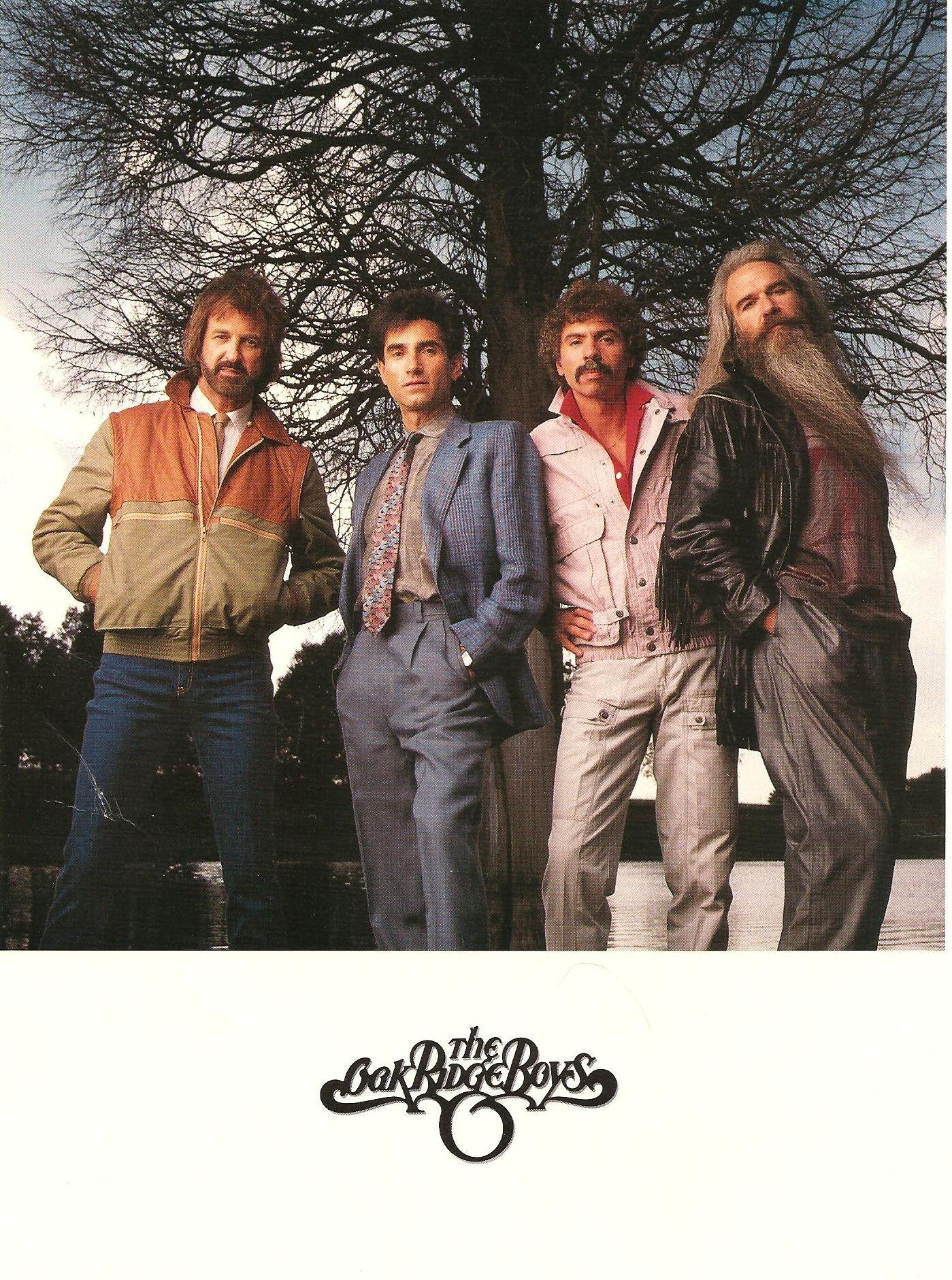 Oak Ridge Boys in 2019 The oak ridge boys, Country music