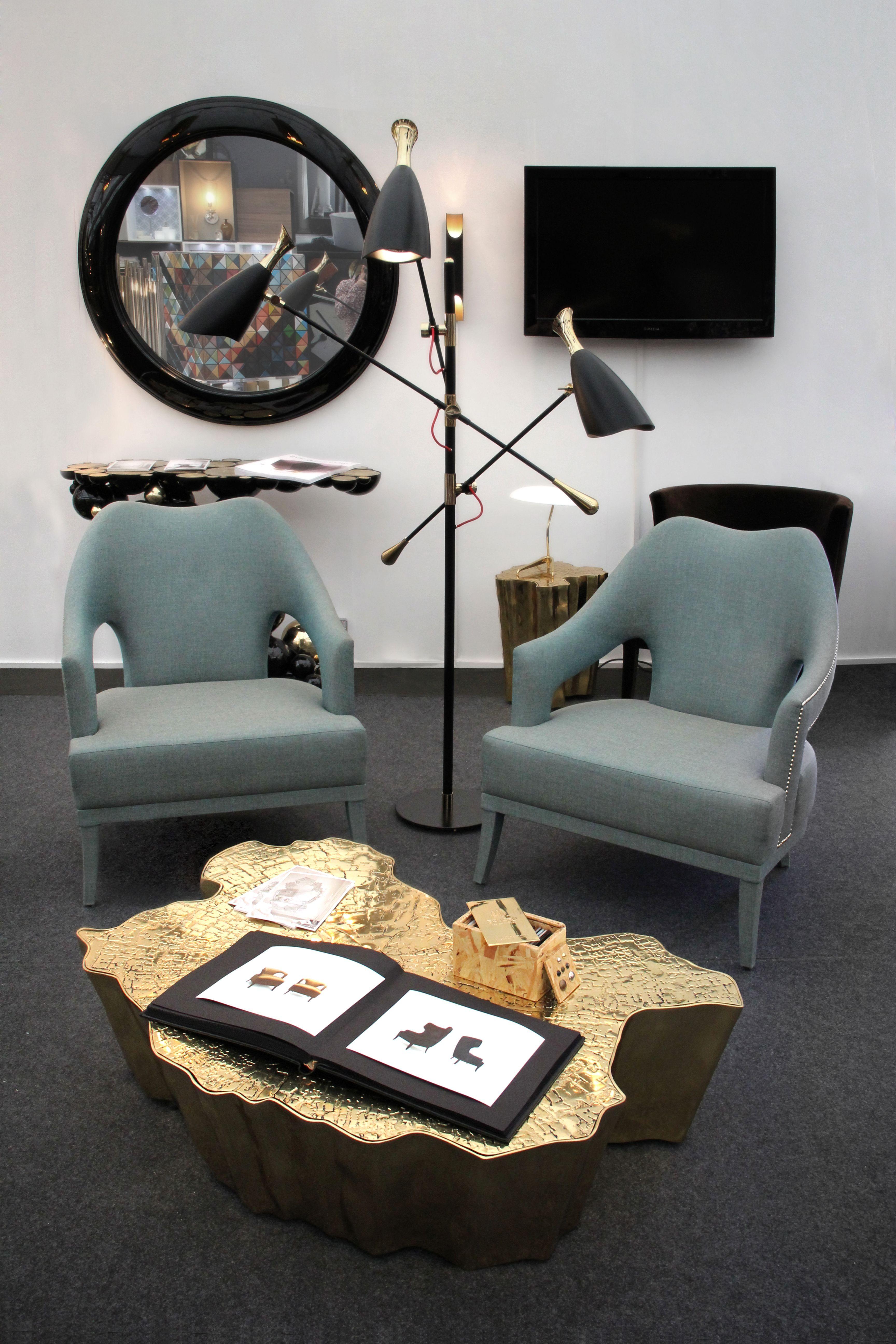 mid century design essentials floor lamps that make a statement rh pinterest com