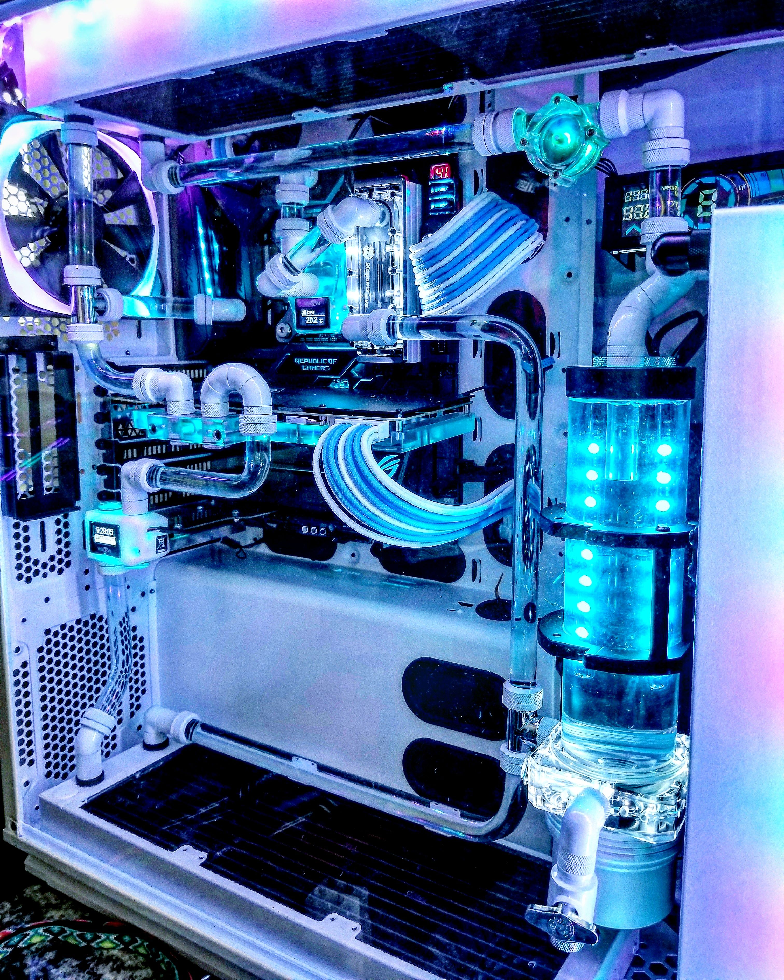 Pin by TheTVTaster on PC Builds in 2019 | Pc gaming setup, Gaming pc
