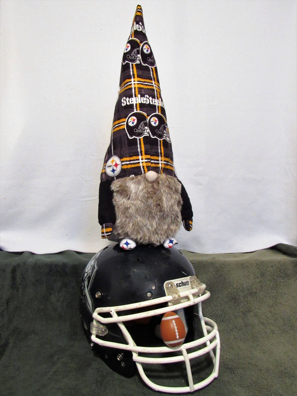 Nfl Steeles Gnome Football Sports Gift Good Luck Charm Svensk Tomte Nordic Decor Sports Fan Scandinavian Decor House Gnome By Gnomene Gnomes Tomte Nordic Decor