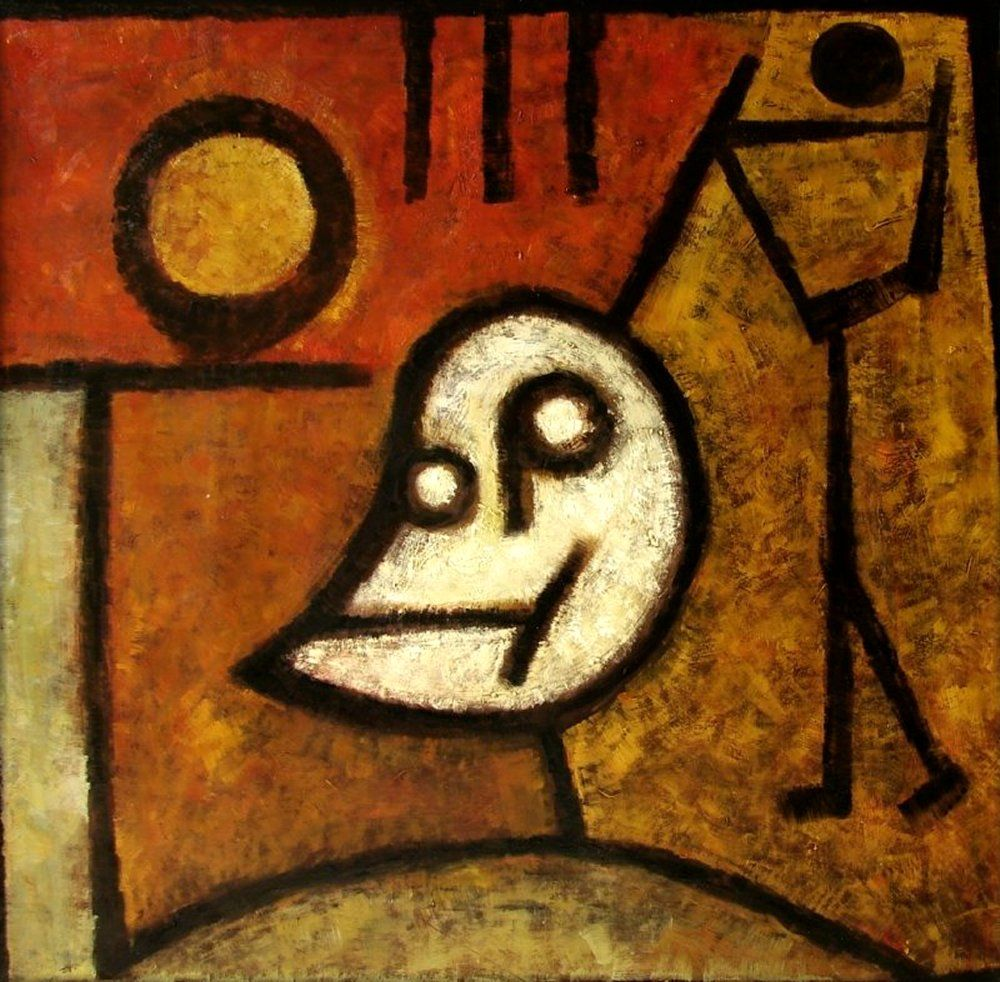 an analysis of paul klee a swiss born painter on death and fire in 1940 Wapspot - download full hd youtube videos.