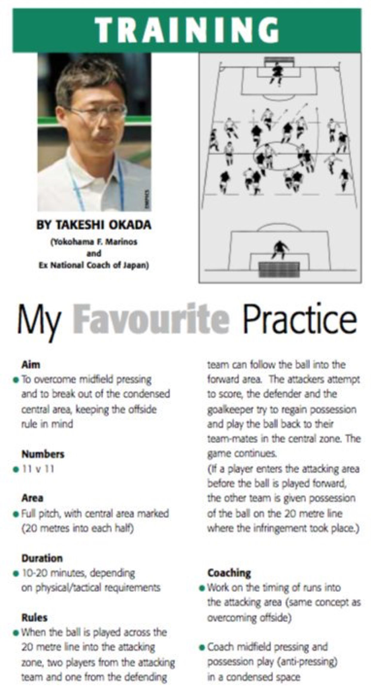 Soccer Coaching Image By Scout Footballbr On Football Scout Football Workouts Football Tactics