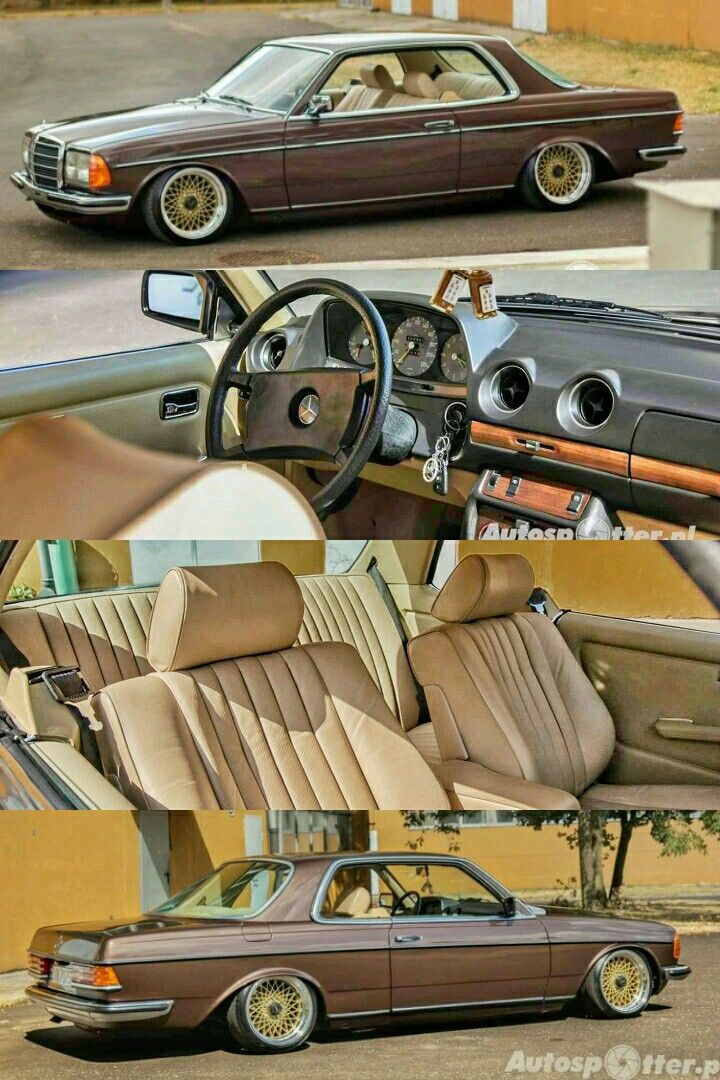 Mercedes Benz W123 Coupe With Images Mercedes Benz Coupe