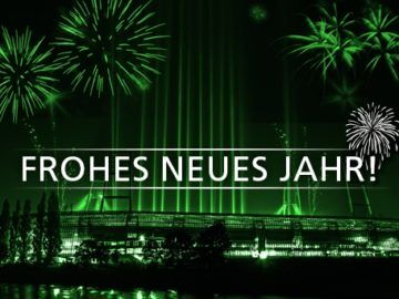 Happy New Year In German You Say Hello I Say Pinterest