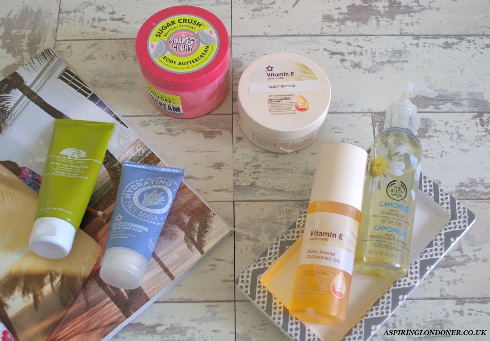 Superdrug Brand Swap Challenge Superdrug Body Cream Vitamin E
