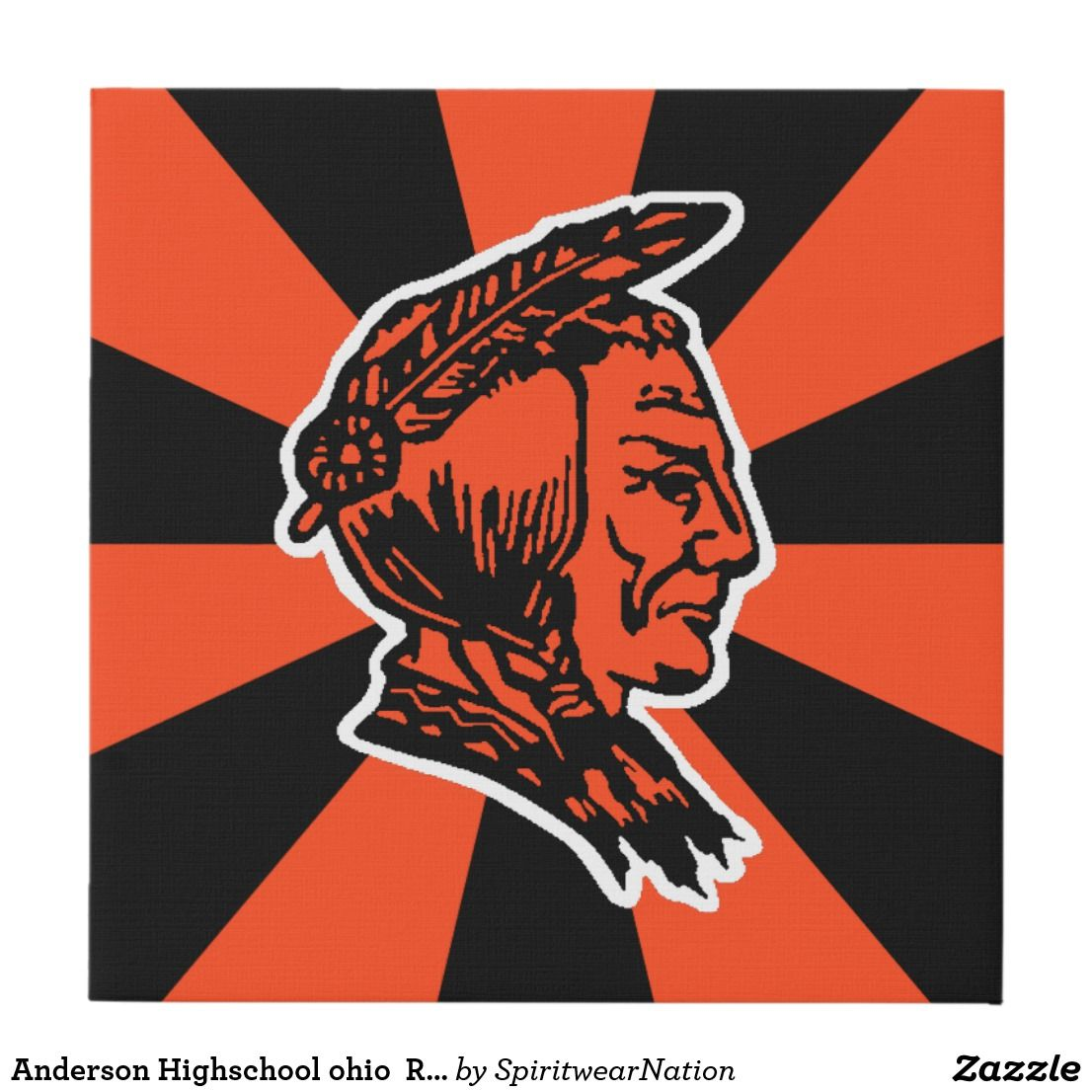 Anderson Highschool Ohio Redskins My Online Store Spiritwearnation
