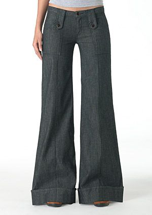 plus size wide leg jeans for women - Jean Yu Beauty